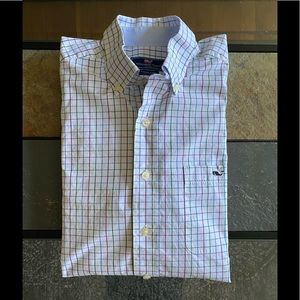 Vineyard Vines Tucker Shirt Medium Cotton